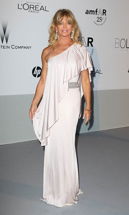Goldie Hawn amfAR Cannes