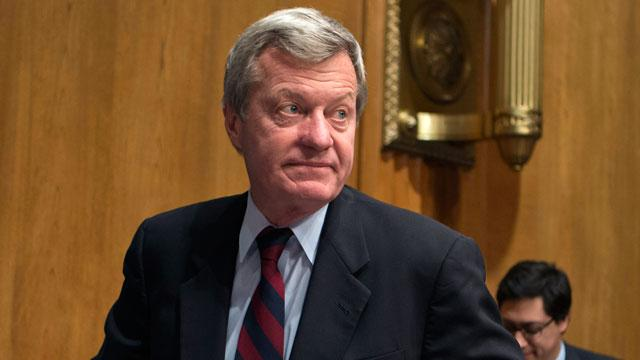 Max Baucus to Retire from Senate
