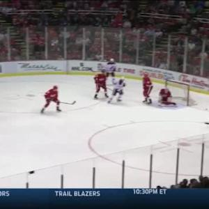 Coyotes at Red Wings / Game Highlights