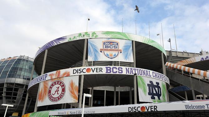 Discover BCS National Championship - Media Day