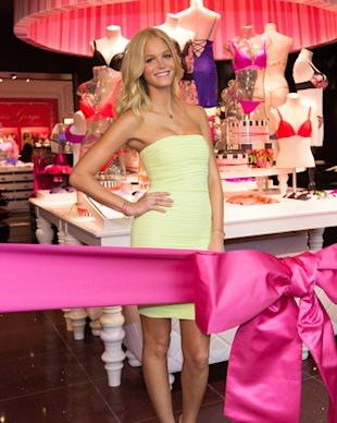 Dating 101 With Erin Heatherton, Victoria's Secret Angel