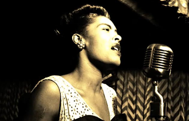 The Man I Love, sung by Billie Holiday