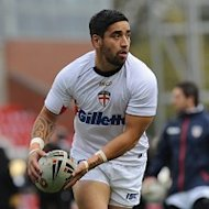 Rangi Chase has not made the 19-man squad for England's clash wirth France