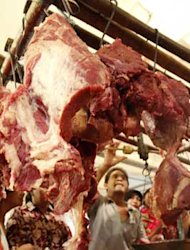 45 Hari Jabar Kekurangan 3.800 Ton Daging Sapi