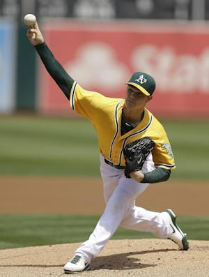 Gray, A's pound Orioles 10-2 to take series
