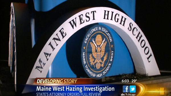 Maine West hazing being probed by state's attorney