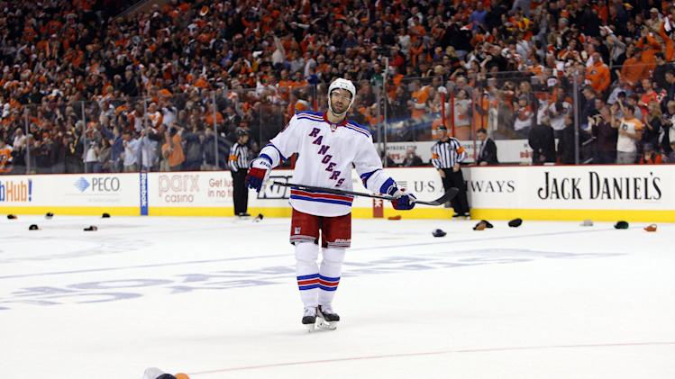 Stanley Cup Playoffs Three Stars: Flyers force Game 7