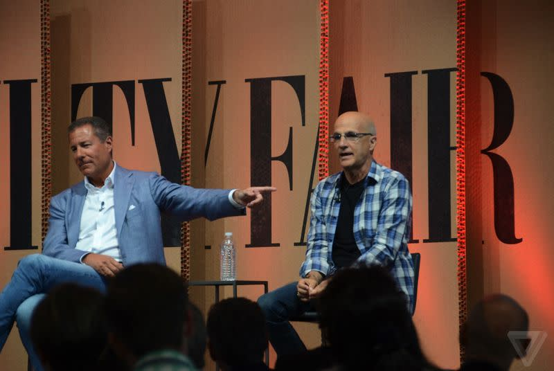 Jimmy Iovine wants Apple to save the world from free music