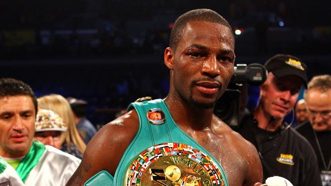 Chad Dawson Poses Getty Images