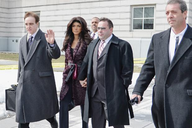 'Real Housewives of New Jersey' Stars Teresa and Joe Giudice Accept Plea Deal, May Still Face Jail Time