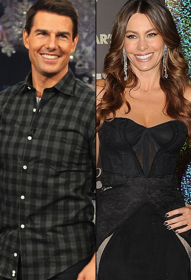 Tom Cruise & Sofia Vergara …
