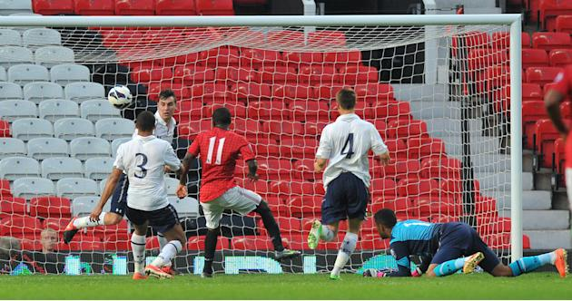 Soccer - Barclays Under 21 Premier League - Final - Manchester United v Tottenham Hotspur - Old Trafford