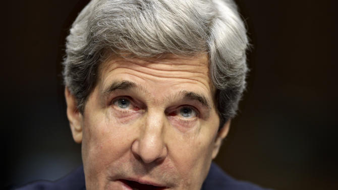Kerry: Climate change a 'life-threatening issue'