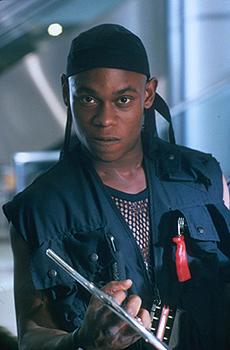 Bokeem Woodbine in Tristar's The Big Hit