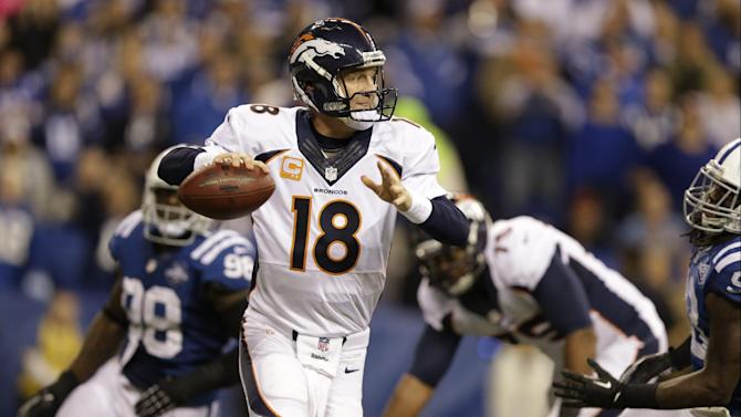Manning returns to practice Thursday