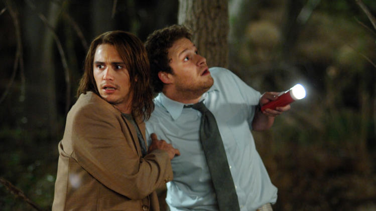 James Franco Seth Rogen Pineapple Express Production Stills Columbia Pictures' 2008
