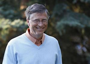 Microsoft co-founder Bill Gates attends the Allen & Co Media Conference in Sun Valley, Idaho
