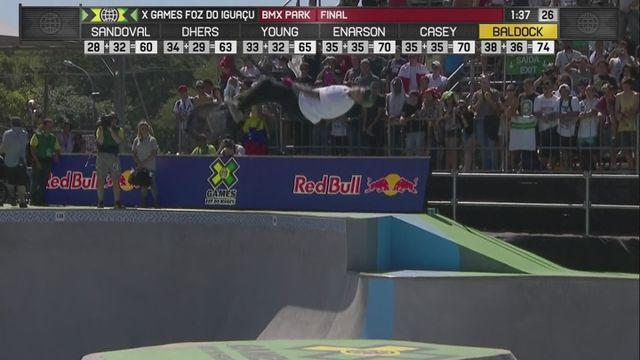 Four gold medals dished out on X-Games day three
