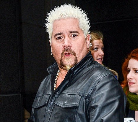 Guy Fieri &quot;Threw a Fit&quot; After Being Rejected From VIP Super Bowl Party