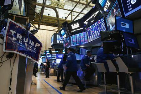 For stock performance under Trump, don't look to prior transitions