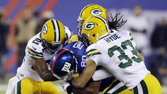 Packers' secondary banged up for Vikings game