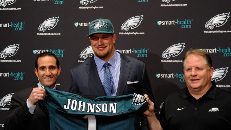 NFL: Philadelphia Eagles-Press Conference