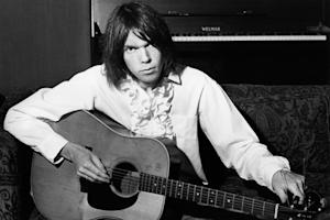Neil Young Releasing 'Cellar Door' Concerts