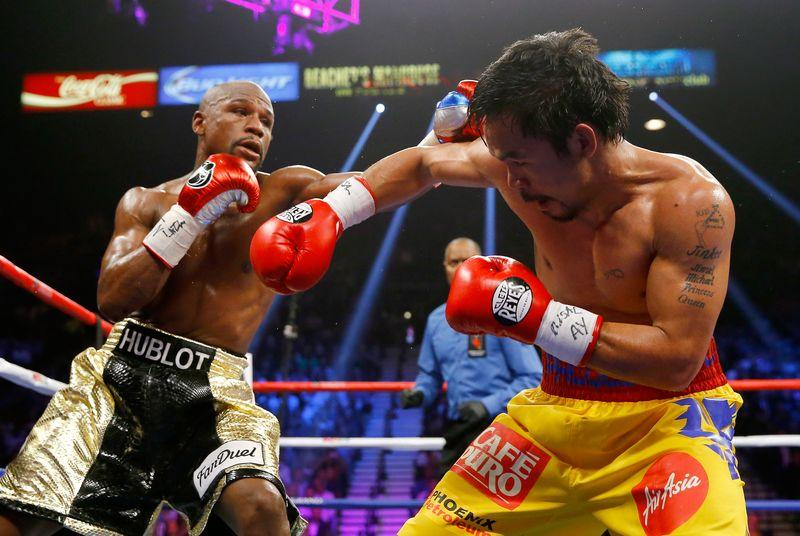 Periscope made it easy to watch the Mayweather-Pacquiao fight for free