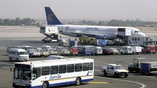 Some flights cancelled to Egypt, others half-empty