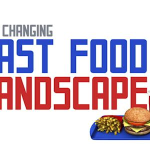 THE CHANGING FAST FOOD LANDSCAPE