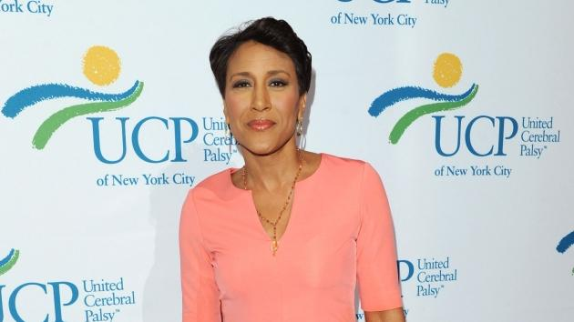 Robin Roberts attends the 11th Annual Women Who Care Luncheon at Cipriani 42nd Street in New York City on May 3, 2012  -- Getty Premium