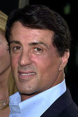 Sylvester Stallone at the L.A. premiere of MGM's Original Sin