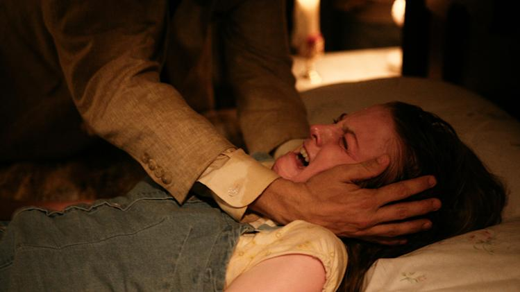 Ashley Bell The Last Exorcism Production Stills Lionsgate 2010