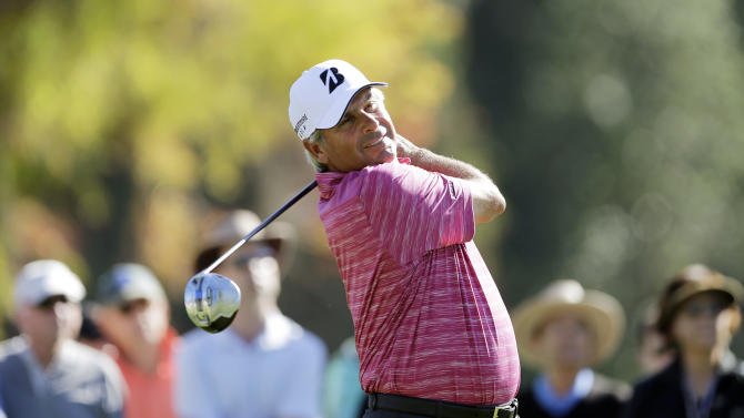 Fred Couples wins Toshiba Classic
