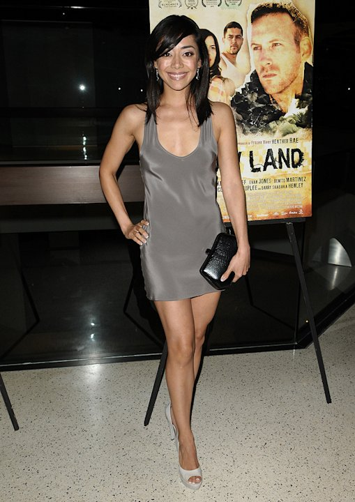 The Dry Land LA Premiere 2010 Aimee Garcia
