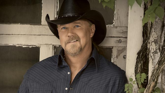 """This CD cover image released by Show Dog Universal Music shows """"Love Will..."""", the latest release by Trace Adkins. (AP Photo/Show Dog Universal Music)"""