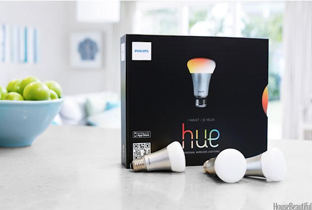 Interactive Lightbulbs
