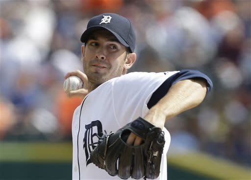 Tigers beat Indians 6-4, pad lead in AL Central