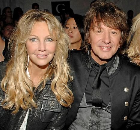 "Richie Sambora: I'm in a ""Very Good Place"" With Ex-Wife Heather Locklear"