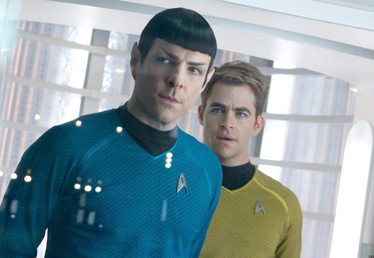 'Star Trek 3' warps into theatres on the show's 50th anniversary