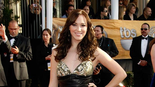 15th Annual Screen Actors Guild Awards 2009 Andrea Bowen