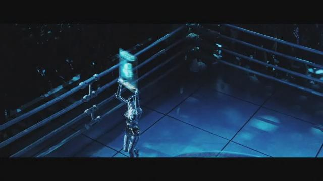 Featurette: Robot Boxing