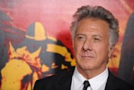 Dustin Hoffman, pictured in January 2012, will be honoured with a special lifetime achievement award by Spain's top film festival, organisers announced Friday
