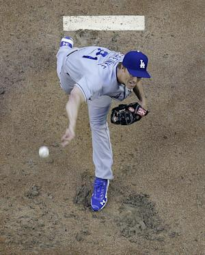 Greinke leads Dodgers to another win over Arizona