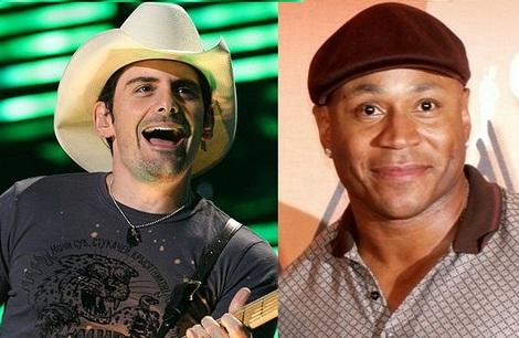 Brad Paisley and LL Cool J Rock the Music World with 'Accidental Racist' – More Celebs with Controversial Songs
