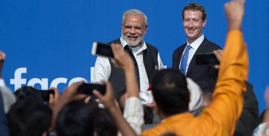 India Just Rejected Facebook's Plan to Provide Free Internet to the Developing World