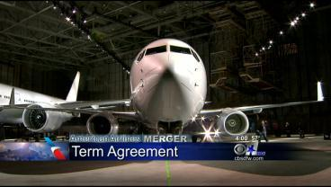 Likely Merger Between American Airlines And USAir