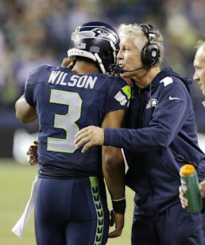 Seattle shines even with key starters out