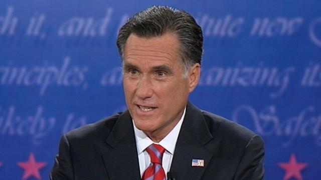 Mitt Romney on Libya: Al Qaeda 'Certainly Not On the Run'