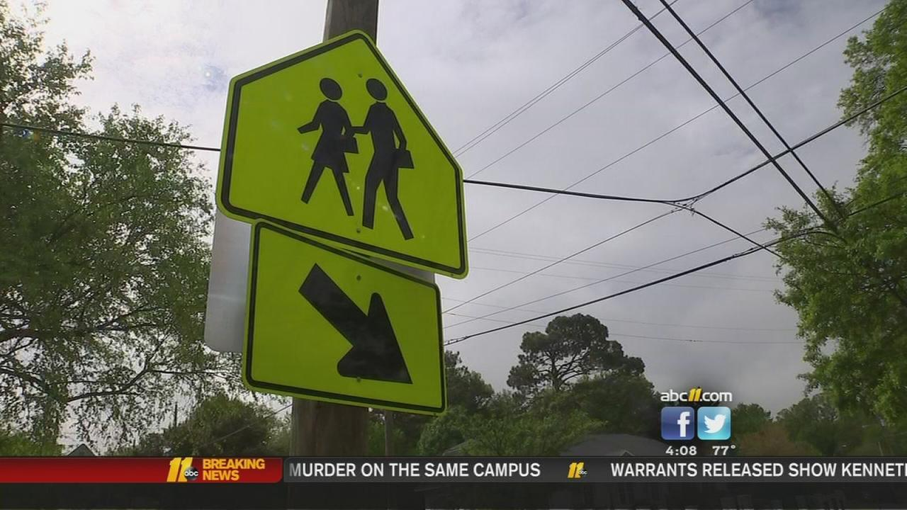 Raleigh City Council may provide school crossing guards